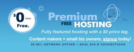 Free web hosting offer - click for more!